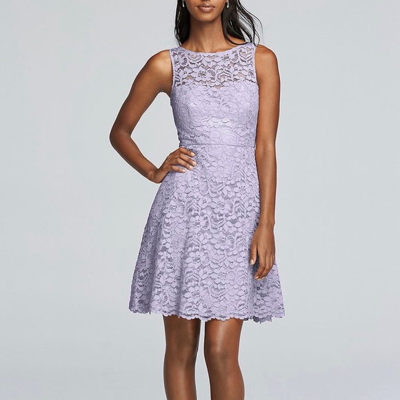 eac6f4fcb74f David's Bridal Dresses & Skirts - David's Bridal Bridesmaid Dress Iris Plus  ...